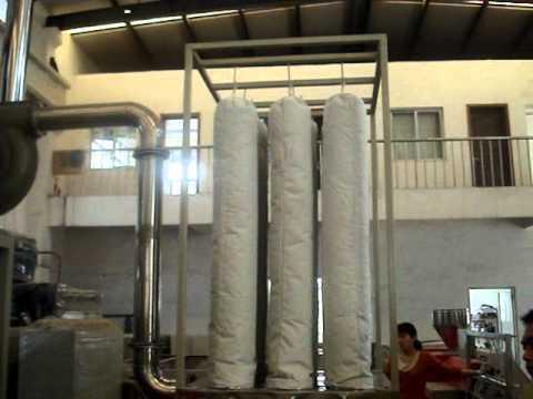 LDPE powder making machine150 200kgh
