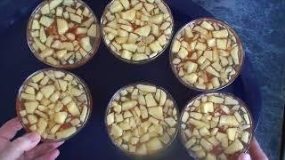 Рецепт: Желе с курагой и яблоком