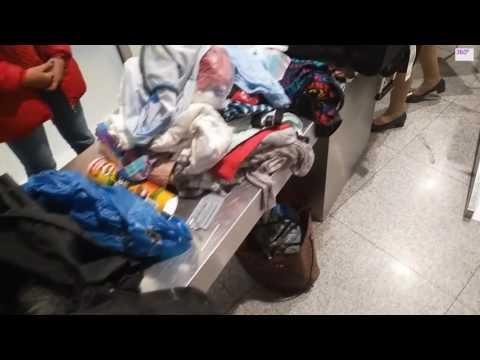Пару возлюбленных задержали за контрабанду кокаина в Домодедово
