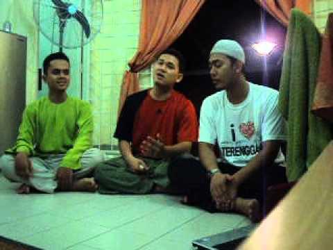 Dari Padang Pasir Gersang@Kembara Hijrah