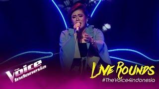Aku Cuma Punya Hati (Mytha Lestari) - Ferlita | LIVE Rounds | The Voice Indonesia GTV 2019
