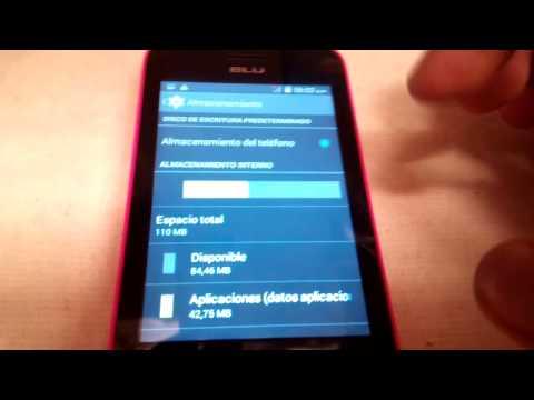 Blu Dash Junior K Accesorios Y Funciones Basicas