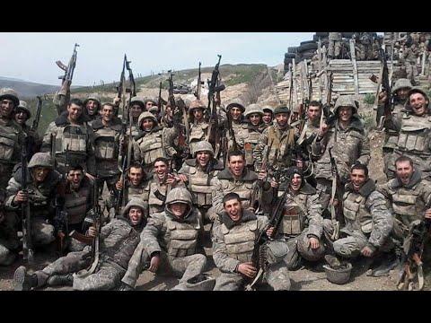 Три автобуса–армянских солдат окружили! Азербайджан сокрушил.РФ в шоке - миротворцев нет!