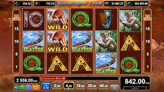 kangaroo land cu un alt big win