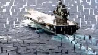 ВМФ России. Авианосец''Адмирал Кузнецов''