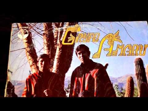 """JUAN PEDRITO"" Grupo Amaru ( A. y C .Themis Aranibar ) 1982"