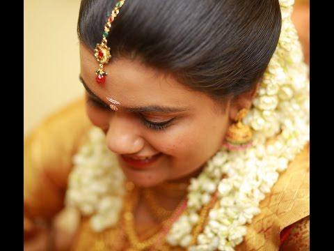 Kerala Hindu Wedding Highlights Rejitha & Bibil
