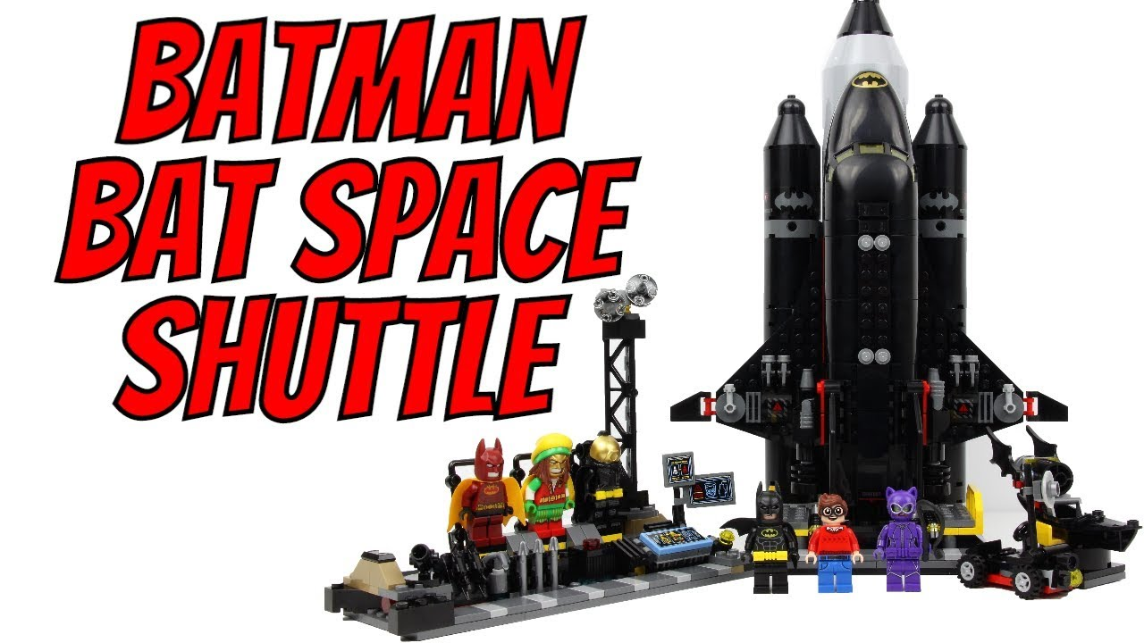 lego batman space shuttle upc - photo #25