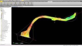 تريمبل قبل الميلاد-HCE الممر كتلة مسافات تحليل