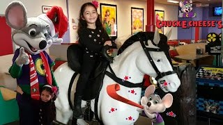 Chuck E Cheese Where A Kid Can Be A Kid Family Fun Indoor Games HZHtube Kids Fun
