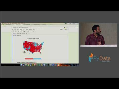 Dhruv Madeka - bqplot Interactive Data Visualization in Jupyter