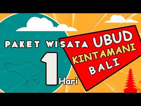Wisata Satu Hari Kintamani Ubud Fullday Kintamani Paket Tour