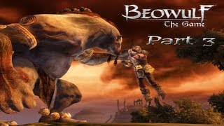 Beowulf The Game (PS3) Playthrough Part 3 - Grendel Fight