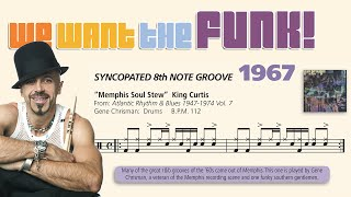 We Want the Funk Series / 1967 Memphis Soul Stew