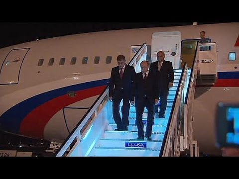 Россия-Куба: Владимир Путин