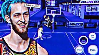 JORDAN KILGANON IN NBA2K19 MOBILE   MIXTAPE Video