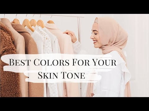 Best Colors For Your Skin Tone!   How to Find Your UndertoneYouTube