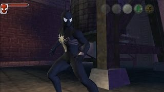 PPSSPP Emulator 0.9.8 | Spider-Man: Web of Shadows [1080p HD] | Sony PSP