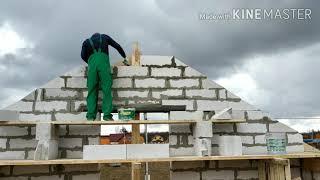 Как построить дом быстро и дешево, Часть 5.