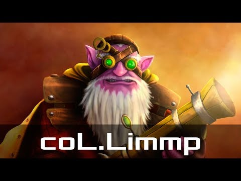 coL.Limmp — Sniper, Mid Lane (Nov 10, 2017) | Dota 2 patch 7.07 gameplay