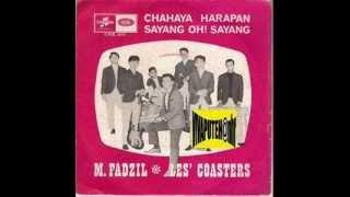 M FADZIL & LES COASTERS   CHAHAYA HARAPAN