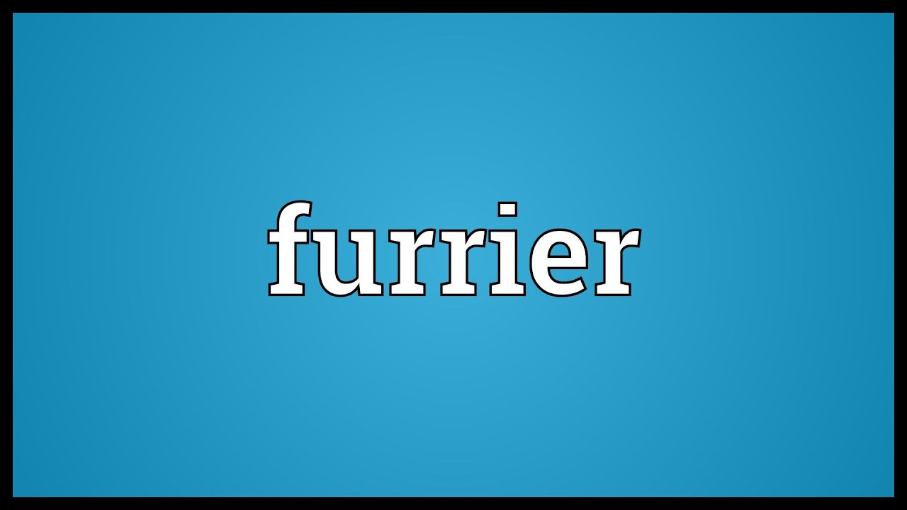 High Quality Furrier Meaning