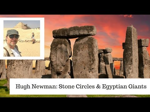 Hugh Newman: Stone Circles & Egyptian Giants