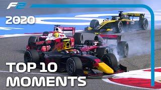 Formula 2: Top 10 Moments Of 2020 Season