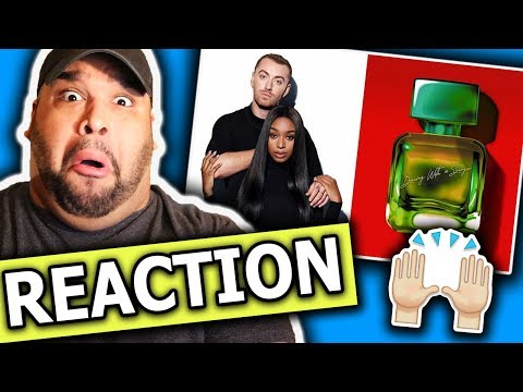 Sam Smith, Normani - Dancing With A Stranger [REACTION]