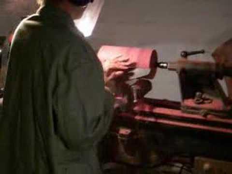 Bonnie Klein - woodturning Africa style - Part 1