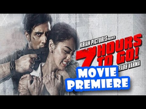 7 Hours To Go - Red Carpet Premiere | Latest Bollywood Movies News 2016