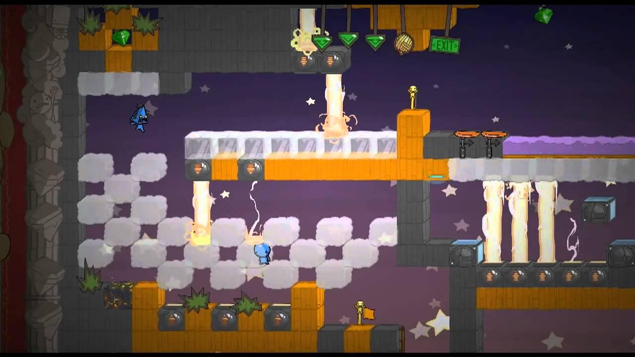 Download Let's Play BattleBlock Theater - Part 2 | Cat Conspiracy