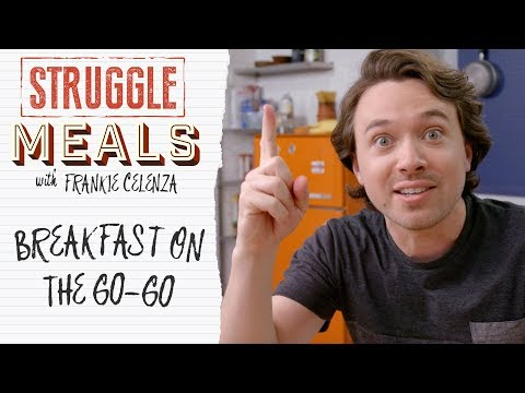 Breakfast On The Go-Go | Struggle Meals