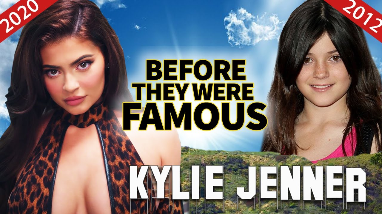 Kylie Jenner | Before They Were Famous | WAP Music Video Scandal
