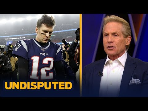 'I believe that Tom Brady will and should play elsewhere next year'  Skip | NFL | UNDISPUTED