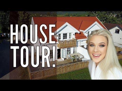HOUSE TOUR!! Eveline Karlsen