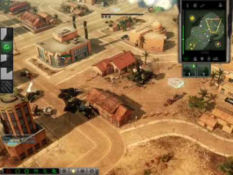 Mideast Crisis 2 GOI gameplay video