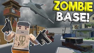 ZOMBIE BANDIT BASE vs MILITARY FORCES! - Tiny Town VR Gameplay - Oculus Rift Zombie Apocalypse Game