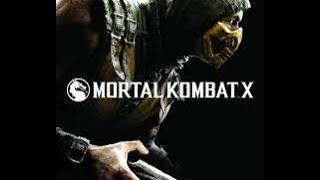КАК СДЕЛАТЬ X-RAY В MORTAL KOMBAT X