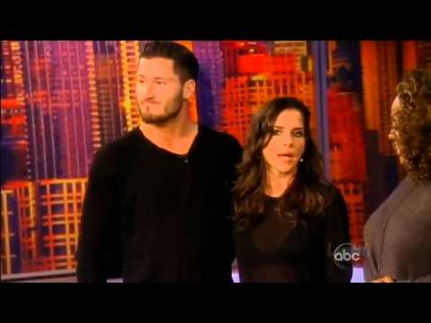 Kelly Monaco & Val On The View ~ 11-28-12