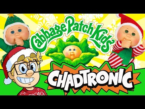 Cabbage Patch Kids Christmas Special