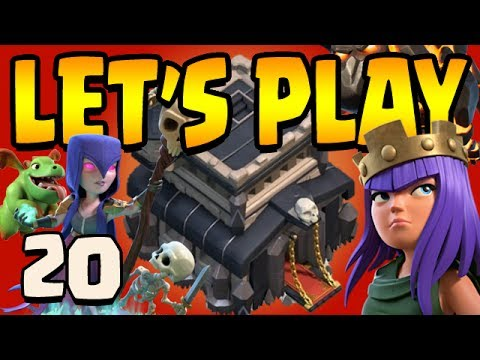 A MILLION GOLD!!  Let's Play TH9 ep20 | Clash of Clans