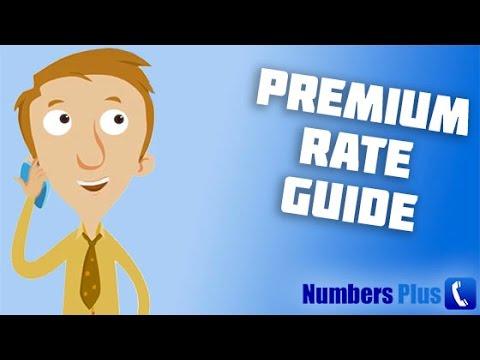 Premium Rate Explained Mp3