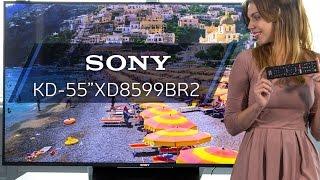 Видео-обзор телевизора Sony KD-55XD8599BR2(Купить телевизор Sony KD-55XD8599BR2 Вы можете, оформив заказ у нас на сайте: ..., 2016-09-28T09:11:15.000Z)