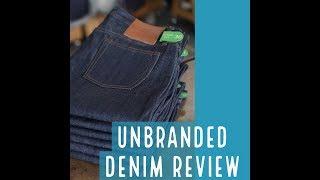 Unbranded Denim Review - AndyLikesThings