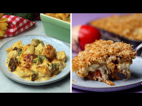 4 Unbelievable Chicken Dinner Recipes To Make At The Weekend