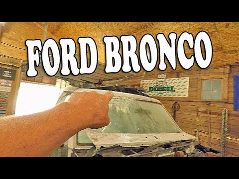 FORD BRONCO And A Rather SCATTERED Sunday Video
