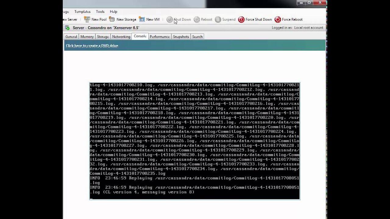 Minimalist Cassandra VM using an OSv Unikernel