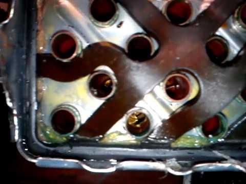 Печка Audi A4 B5 Behr или Ava