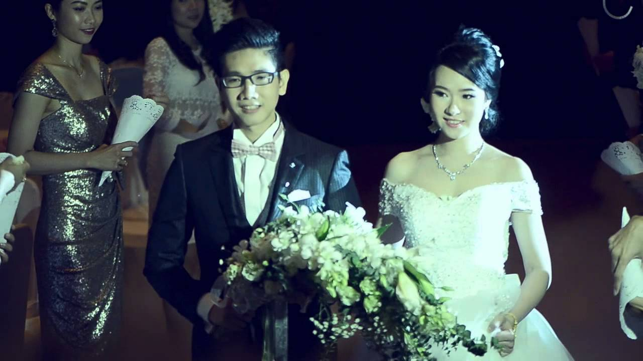 Wedding reception K.Vorrakamol + Paramate